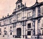Pic 18: Mexico's Museo Nacional - yesterday...