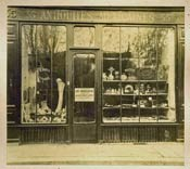 Pic 20: Boban's Mexican antiquities business at 35 Rue du Sommerard, Paris, which he opened in 1869; he lived just a few blocks away