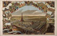 Pic 2: The Exposition Universelle, Paris, 1889