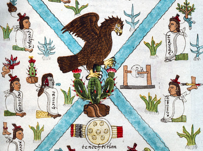 eagle flying overhead symbolism