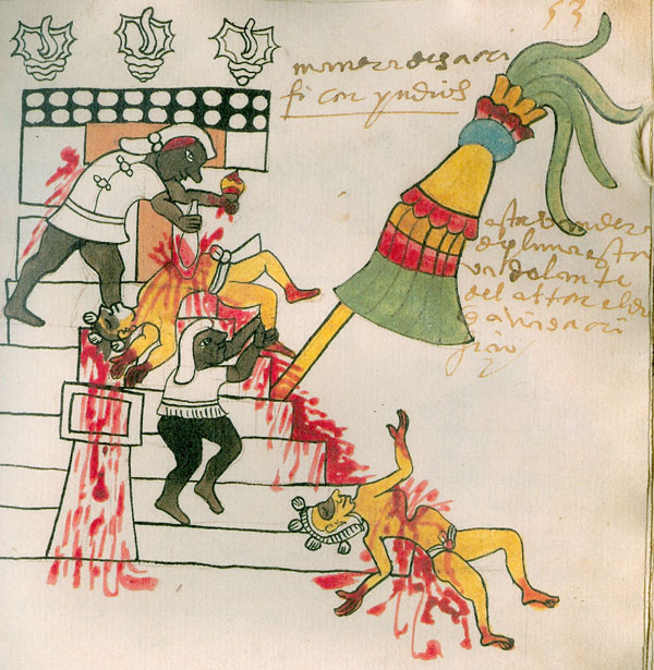 10 Dark And Unsettling Rituals Of Death And Immortality additionally 1171959 further Where Did The Mayans Live in addition Kids also Aztecreligion1. on human sacrifice aztecs maya