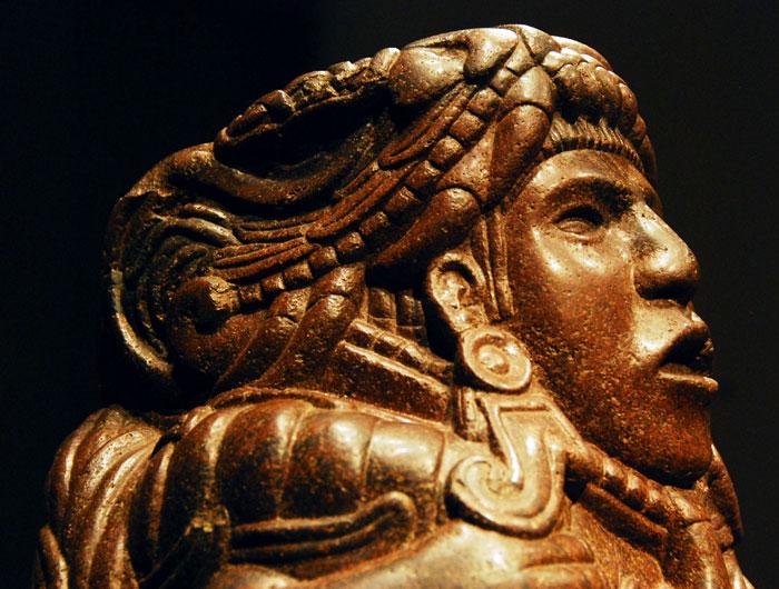 The gallery for --> Quetzalcoatl Head
